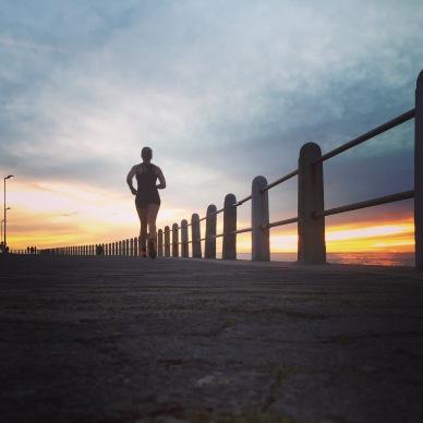hardlopen in Kaapstad