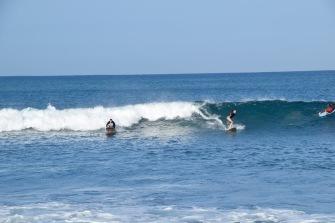 Golf surfen in Mexico