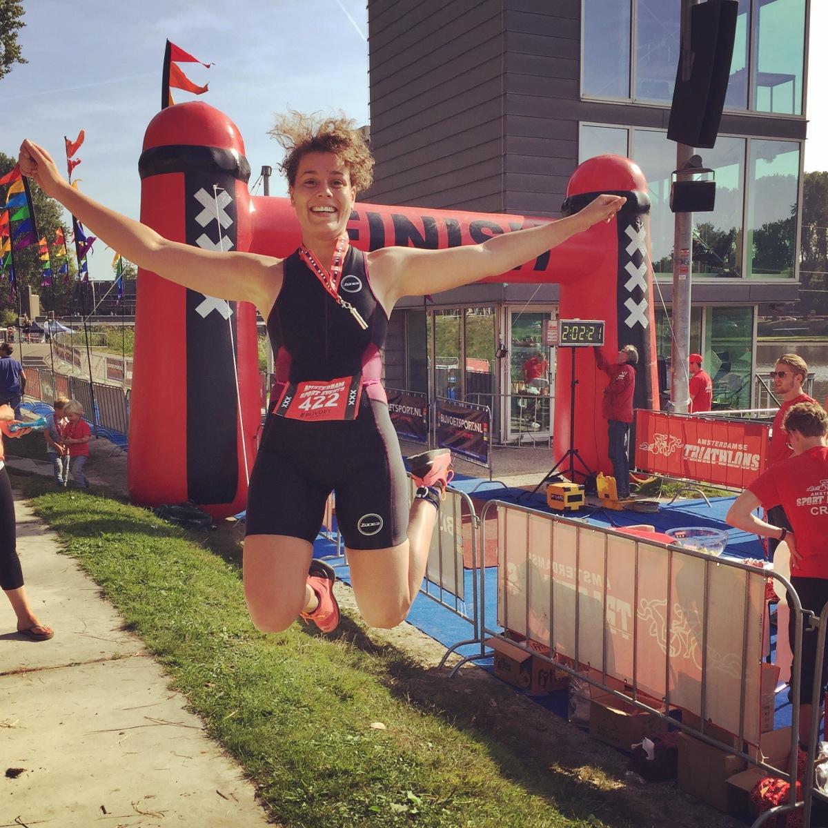 Mijn Triathlon ervaring: een persoonlijke overwinning!