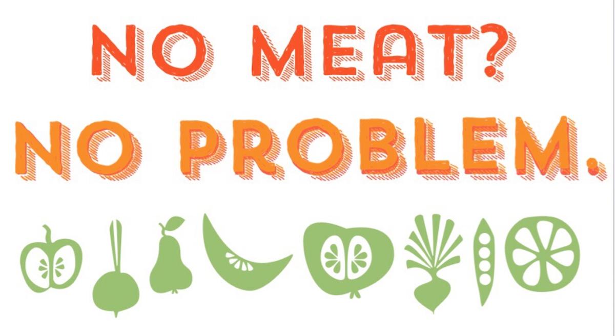 Geen vlees meer in 2017