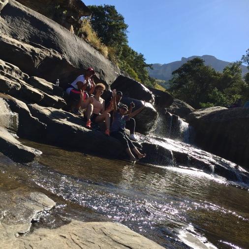Cascades, Royal Natal, Drakensberg