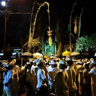 Full moon ceremonie