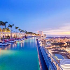 Marina Sand Bay hotel Singapore