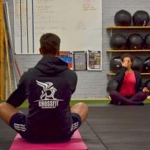 pranayama - yoga in crossfit Dordrecht
