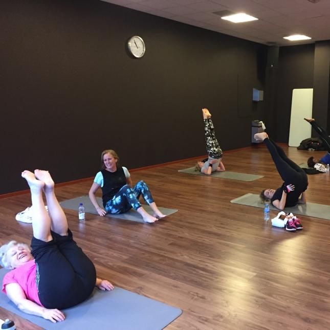 yoga Fitland