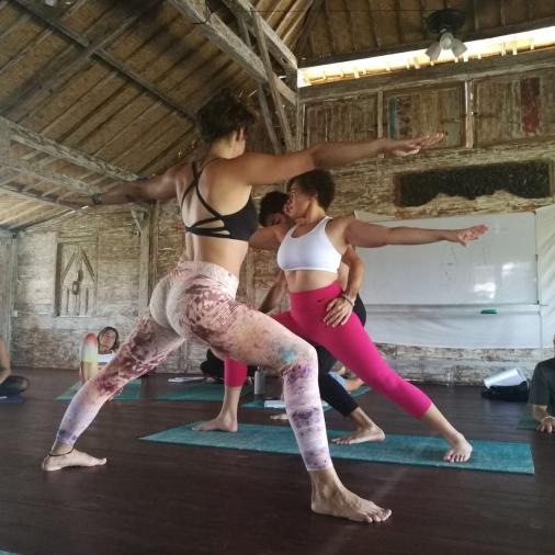 Yogaopleiding in Bali